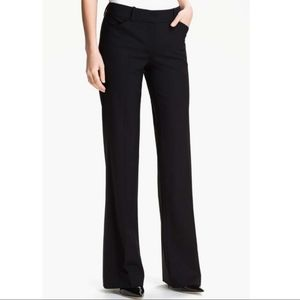Theory   Max C Tailor Trouser Dress Pants Black 10
